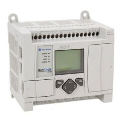 Allen Bradley 1763-L16BBB MicroLogix 1100 PLC 16-Point DC Controller 24V DC