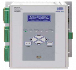Basler DECS 250 Digital Excitation Control System